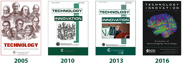 Previous Issues of Technology Journal